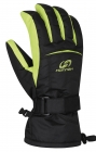 Hannah Brion anthracite/lime punch rukavice