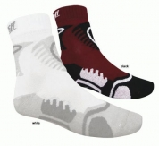 SKATE AIR SOFT ponožky | 11-12 | white