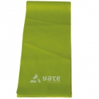 Yate Fit Band 200x12cm tuhý zelený