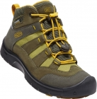 Keen Hikeport Mid WP Jr dark olive/citrus