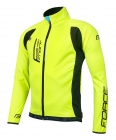 Force X80 tenký softshell fluo