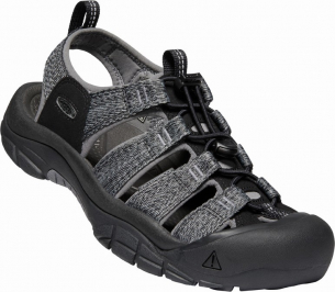 Keen NEWPORT H2 M black steel grey sandály