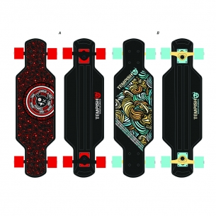 Tempish BUFFY 29 CONTROL Longboard B