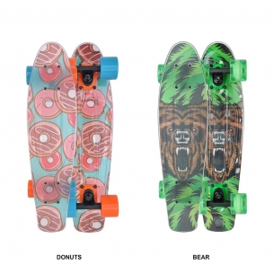 Tempish BUFFY FLASH X skateboard bear