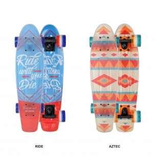 Tempish BUFFY 3xFLASH skateboard aztec