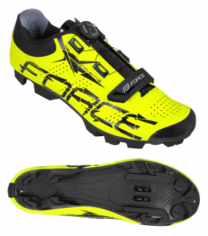 tretry FORCE MTB Crystal fluo