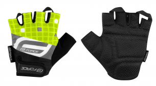 rukavice Force Square fluo