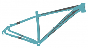 rám FORCE VIRTUS MTB 26