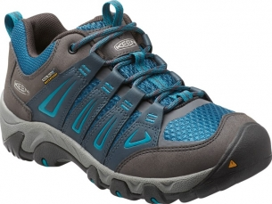 KEEN OAKRIDGE WP W raven/seaport