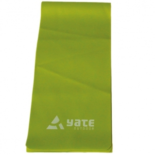 Yate Fit Band 120x12cm tuhý zelený