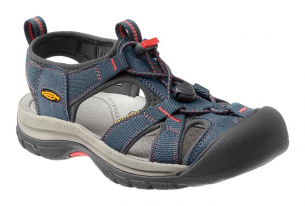 Keen Venice H2 W midnight navy hot coral sandály