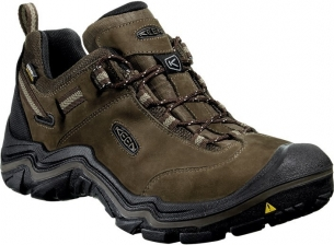 Keen WANDERER WP M cascade brown/dark earth