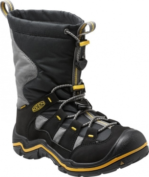 Keen Winterport II WP JR midnight navy/jasmine