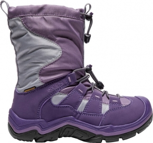 Keen Winterport II WP JR purple plumeria/alloy