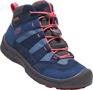 Keen Hikeport MID WP JR dress blue/sugar coral