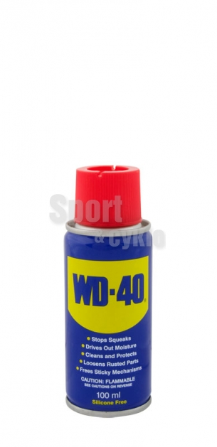 mazivo spray WD-40 100ml