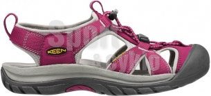 Keen Venice H2 W beet red/neutral grey